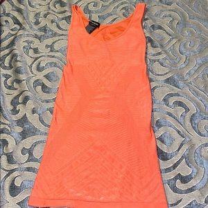 Bebe Maxi dress size small